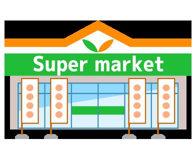 イラスト:店舗経営オーナー制度事業