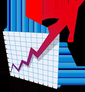 イラスト:成長イメージグラフ